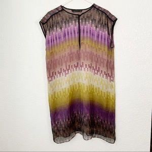 Zara Woman Dress Large
